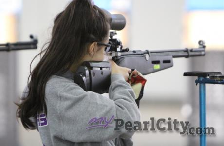 Pearl City Chargers compete at 2018 HHSAA Air Riflery Championships (10.23.18)