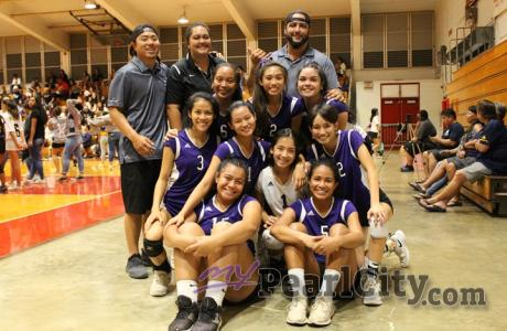 Lady Chargers win 2019 OIA White DII Volleyball Championship (10.8.19)