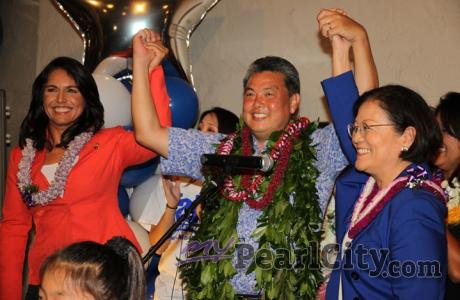 Pearl City's Mark Takai wins Democratic Primary for Congressional District I Hou