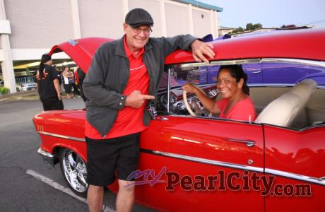 BLEIZN Fx CRUZ NIGHT shows off Hawaii's finest Hot Rods & Classic Cars at the Pe