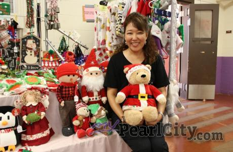 Annual Pearl City High School Holiday Craft Fair (11.18.2018)