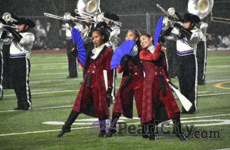 Pearl  City Chargers host 2018 Oahu Marching Band Festival (11.5.18)