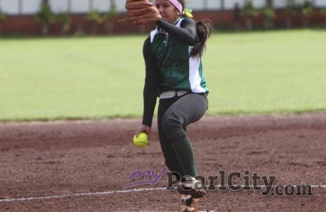 Leilehua downs Pearl City 7-1 in OIA Red West Varsity Softball (3/10/2010)