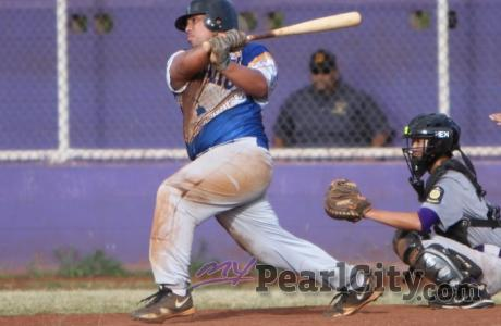 Former Chargers lead Waipahu over Pearl City 4-1 (6/22/2012)