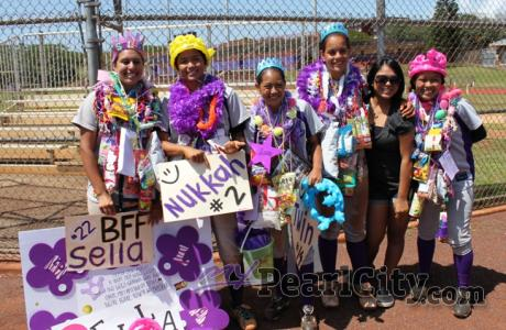 Pearl City Lady Chargers Softball celebrate Senior Day with home finale (3/31/20