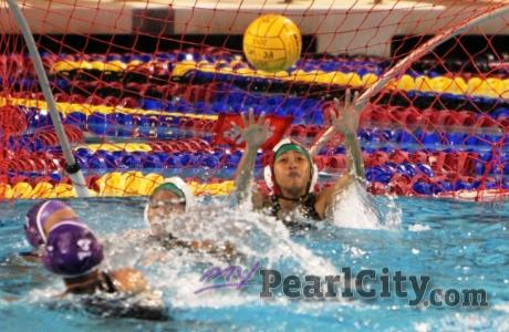 Pearl City defeated Aiea 10-2 in OIA Red West Division Varsity Girls Water Polo