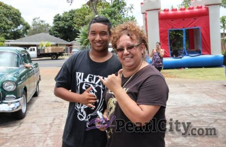 Annual Family Fun Day unites Palisades community (7/29/2012)
