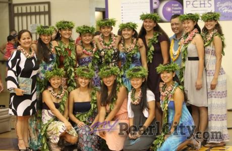 2012 Malia Craver Hula Kahiko Competition held at Pearl City High School (5/17/2