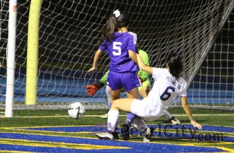 Lady Chargers head to OIA Championship after 3-2 (PK) win over Moanalua