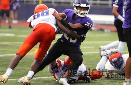 Pearl City romps past Kalaheo 34-13 in OIA D2 football