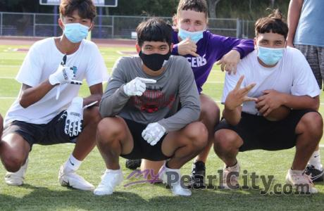Charger Pride gearing up for return to the gridiron in 2021 (6.15.2021) Photo by
