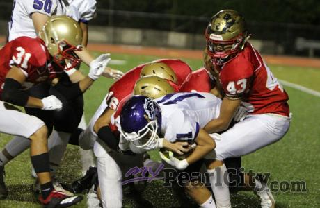 Roosevelt shuts down Pearl City