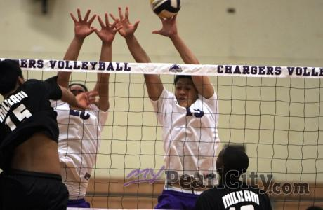 Pearl City Chargers announce opening for varsity boys' volleyball coach