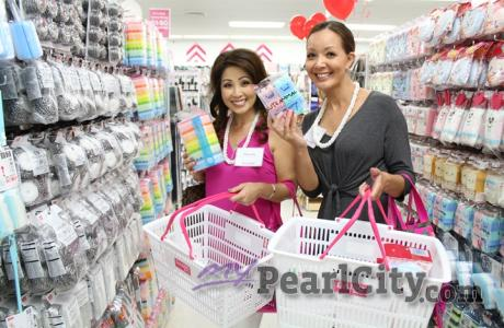 DAISO OPENS DOORS TO FIRST HAWAII STORE | Pictured: Lana Murakami - President-el