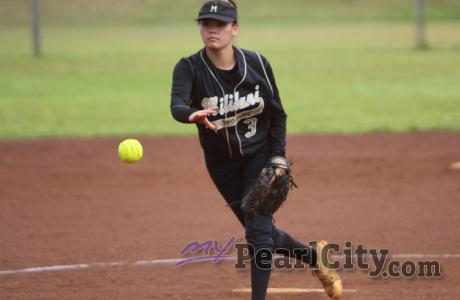 Mililani defeats Pearl City 9-5 in OIA West Softball