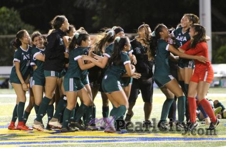 Aiea crowned 2019 OIA DI Girls Soccer Champions!