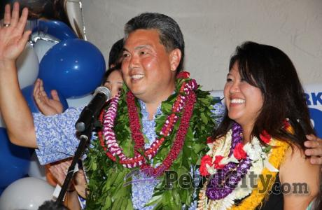 Aloha Mark! Pearl City mourns the loss of a true champion for the people