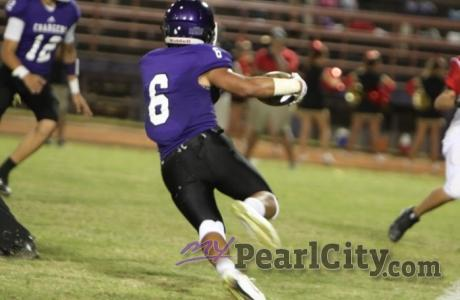 Maneafaiga leads Pearl City to 34-6 win over Roosevelt in OIA D2 season opener