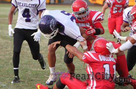 Pearl City improves to 2-0 with 34-7 win over Waialua