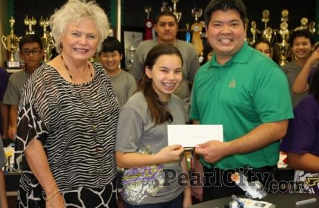 PCSC Merchants Association supports Highlands Intermediate Science Program