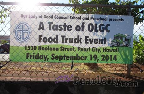 Taste of OLGC Food Truck Event, TODAY, 5:30pm-8:30pm