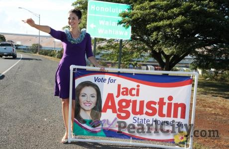 Jaci Agustin, walking her way to the 34th House