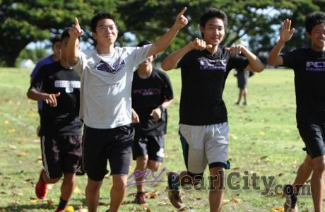 Pearl City Boys finish 4th in OIA, head to HHSAA State XC Championships