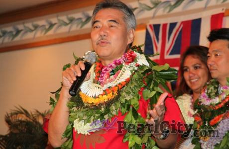 Governor Ige to speak at Aiea-Pearl City Town Hall Meeting