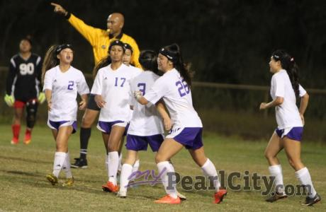 Lady Chargers advance to OIA D1 Soccer Championship Quarterfinals with 3-1 win o