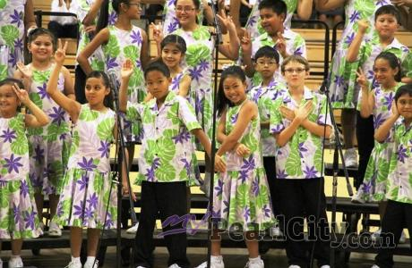 2015 Pearl City Complex Music Festival at Pearl City High School