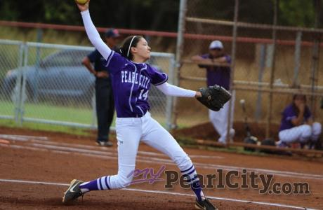 Frost strikes out 11, Yamaguchi drives in 2 to lead Pearl City over Waianae 2-1