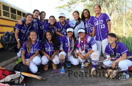 Lady Chargers finish out regular season with  9-2 win over Leilehua