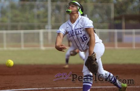 Lady Chargers head to OIA DI Softball Playoffs after 2-1 win over Mililani