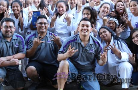 Pearl City Lady Chargers 6-PEAT as OIA Team Judo Champions!