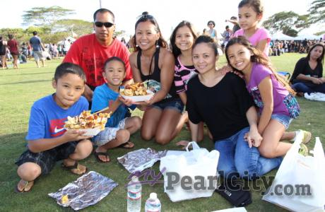 Saturday's EAT THE STREET unites our community in support of Pearl City schools