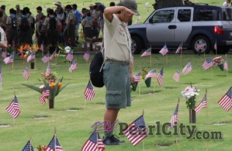 Memorial Day 2015, Honor and Respect for America's Fallen Warriors