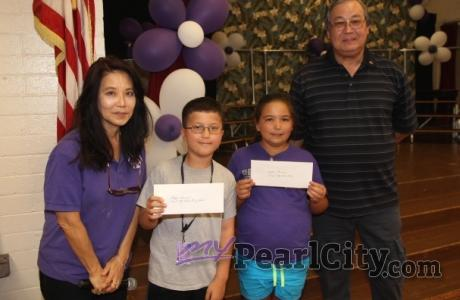 Pearlridge Rotarians to present Good Citizen Awards to Pearl City and Aiea third
