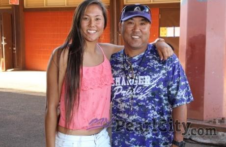 Catching up with Pearl City's Robi Kami