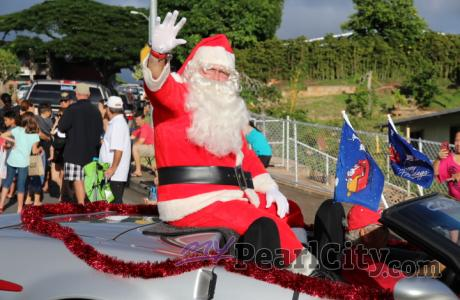 Pearl City Christmas Parade and Car Show this Sunday, December 4