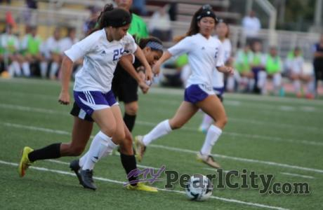 Lady Chargers advance to OIA championship semifinals after defeating Campbell 4-