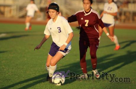 Lady Chargers advance to OIA D1 Soccer Championship with 2-0 win over Castle