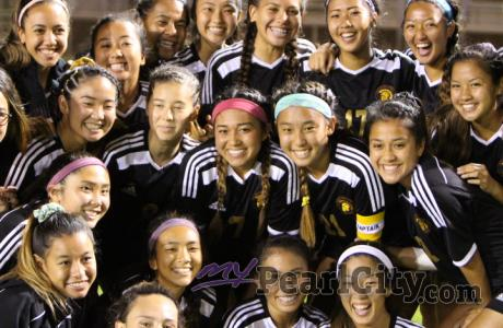 Mililani captures OIA soccer championship crown 2-1 over Pearl City