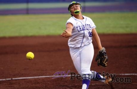 Pearl City's Kaaialii no-hits Moanalua in 17-1 (5) OIA championship tourney firs