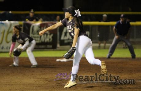 Mililani's Kim shuts down Pearl City 6-0 to advance to OIA title game