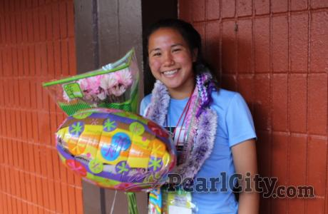 Pearl City's Sunshine Fontes named Gatorade Hawaii Girls Soccer Player of the Ye
