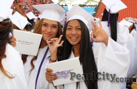 Congratulations to the Pearl City High School  Class of 2016! | Photo by Barry V