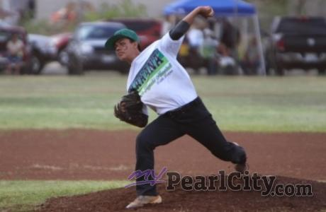 MKH over Pearl City 5-4 in Hawaii Little League District 7 Juniors Championship
