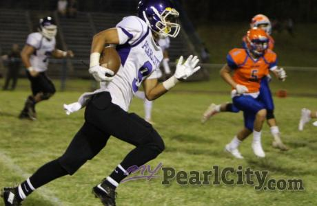 Pearl City improves to 3-0 after pounding Kalaheo 43-8 (8/26/2016) | Pearl City