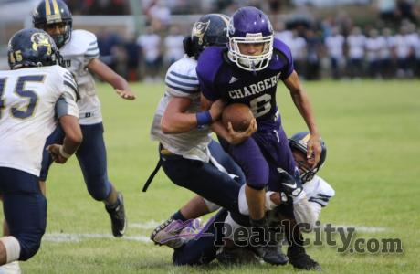 Pearl City Chargers Sports Calendar for the week of September 26 – October 1, 20