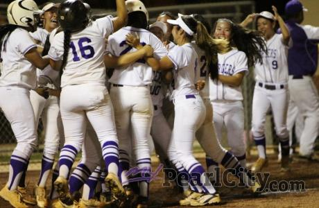Kaaialii no-hitter, Saunders, McFarland scoring punch, lead Pearl City over Camp